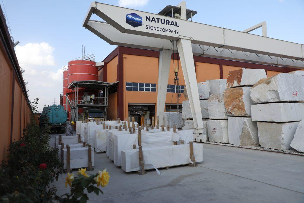 Natural Stone Factory Juma
