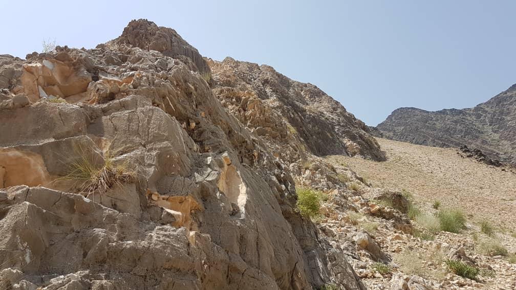 Kunar-Nangarhar Marble Quarry