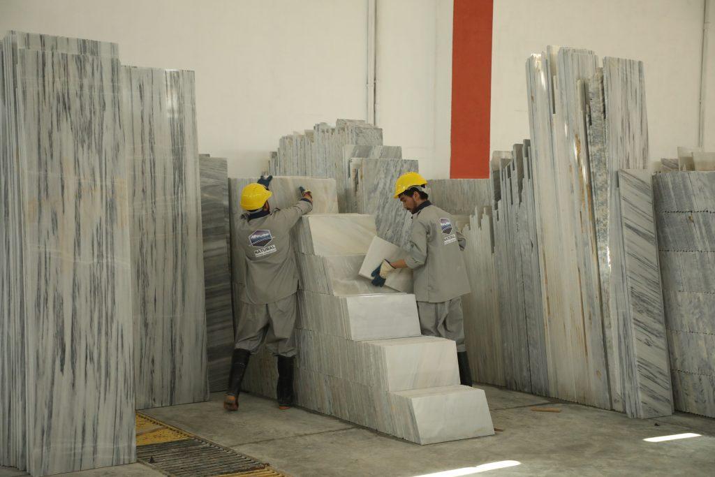 Marble Tile Storage